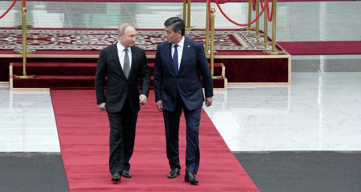 Если вы еще не знаете, как прошел первый госвизит Владимира Путина в Кыргызстан, можете узнать обо всем, посмотрев это видео.