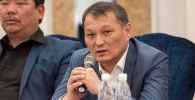 Эл аралык көк бөрү федерациясынын президенти Жыргалбек Саматов