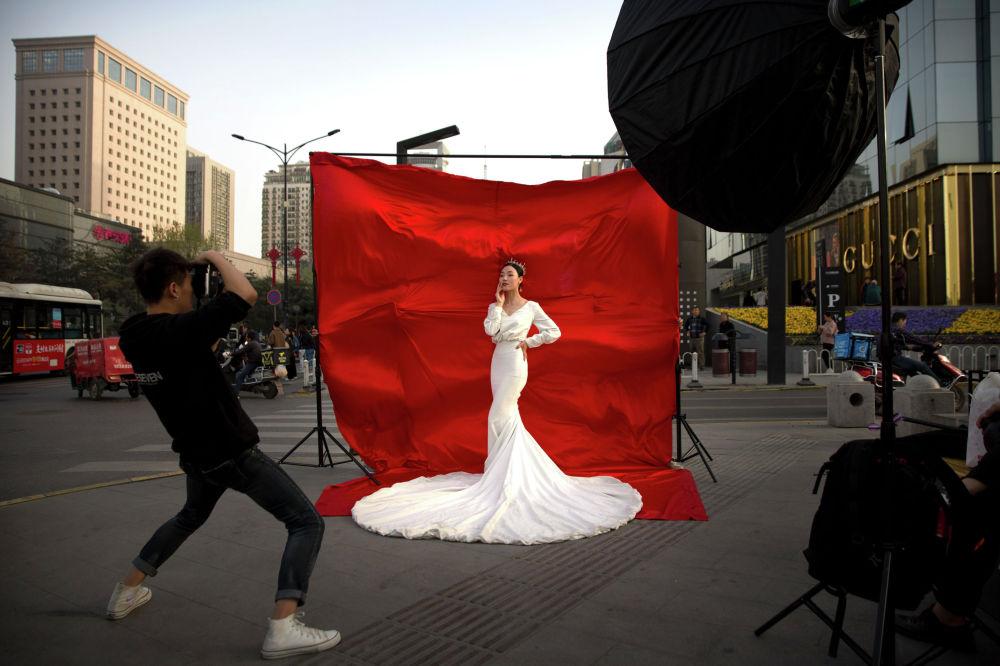 Свадебная фотосессия в Сиане