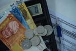 Монеты и купюры. Архивное фото