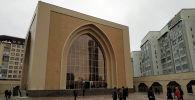 В седьмом микрорайоне Бишкека открылась мечеть 7 апрель шейиттери