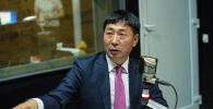 Түштүк Кореянын элчиси Ха Тэ Ёк