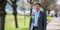 Ийгилиги арткан финансист Орозбек Кенжетаев. Архив