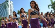 40 претенденток на звание Мисс Филиппины — 2019 в пригороде Манилы