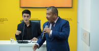 Хоккей федерациясынын вице-президенти Мурат Жакыпов