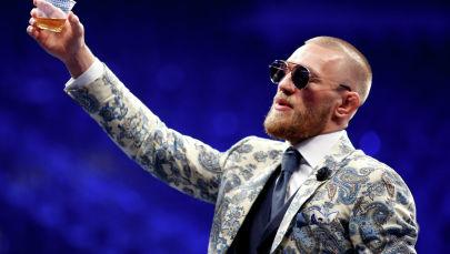 Экс-чемпион UFC в легком весе Конор МакГрегор. Архивное фото