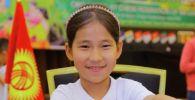 Айжан Съездбекова выиграла Чемпионат Азии по шахматам среди девочек до 10 лет
