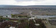 Баткен шаарынын жакасы. Архив
