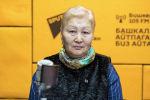 Эмгек жана социалдык өнүктүрүү министрлигине караштуу Республикалык медициналык социалдык экспертизалоо борборунун методология бөлүмүнүн башчысы Кымбат Абазбекова