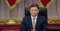 Торага Жогорку Кенеша Дастанбек Джумабеков. Архивное фото