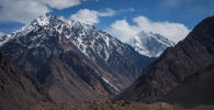 Ледники в Баткенской области. Архивное фото