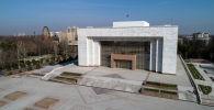 Ала-Тоо аянтынданы тарых музейи. Архив