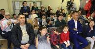 В Москве в гостевом доме при посольстве Республики Кыргызстан в России открылся разговорный клуб Скоро в школу для детей мигрантов