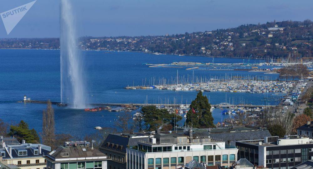 Города мира. Женева. Архивное фото