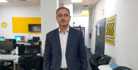Бишкек шаардык мэриясынын Транспорт башкармылыгынын башчысы Сатыбалды Хакимов