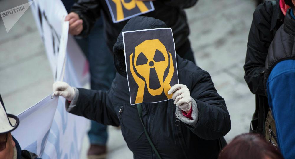 Участники митинга против добычи урана в Иссык-Кульской области приняли резолюцию с требованиями к власти.