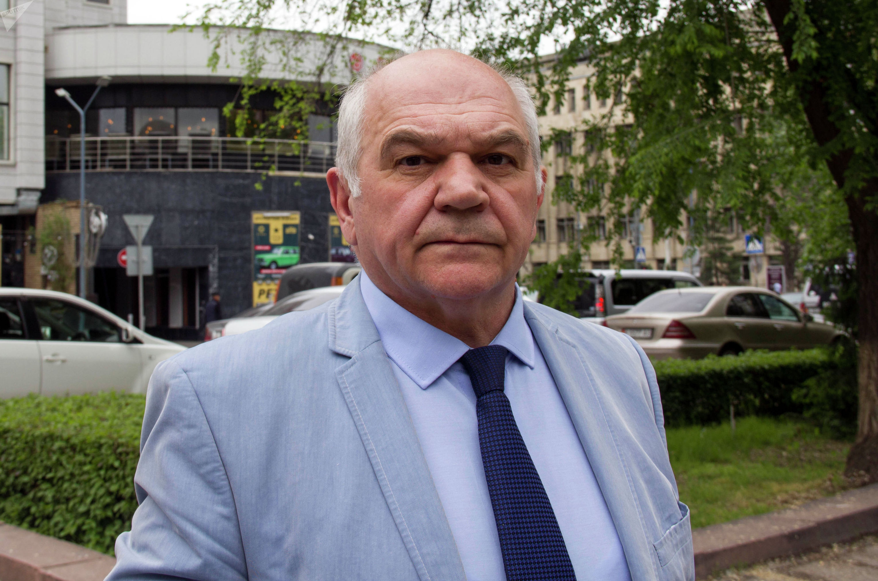 Доктор исторических наук, профессор Санкт-Петербургского государственного университета Александр Колесников