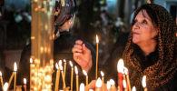 В церкви с древних времен сложилась традиция пасхального богослужения ночью