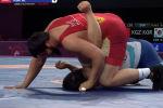 Отечественный спортсмен Мурат Рамонов завоевал третье место на Чемпионате Азии по греко-римской борьбе в Китае.