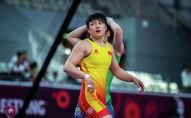 Спортсменка из Кыргызстана Мээрим Жуманазарова. Архивное фото
