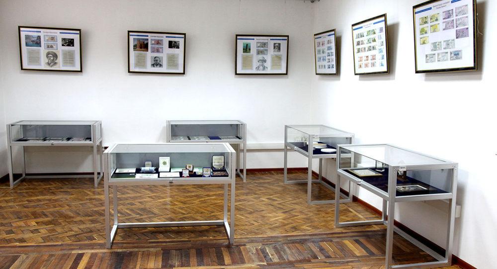 Улуттук банктын музейи. Архивное фото