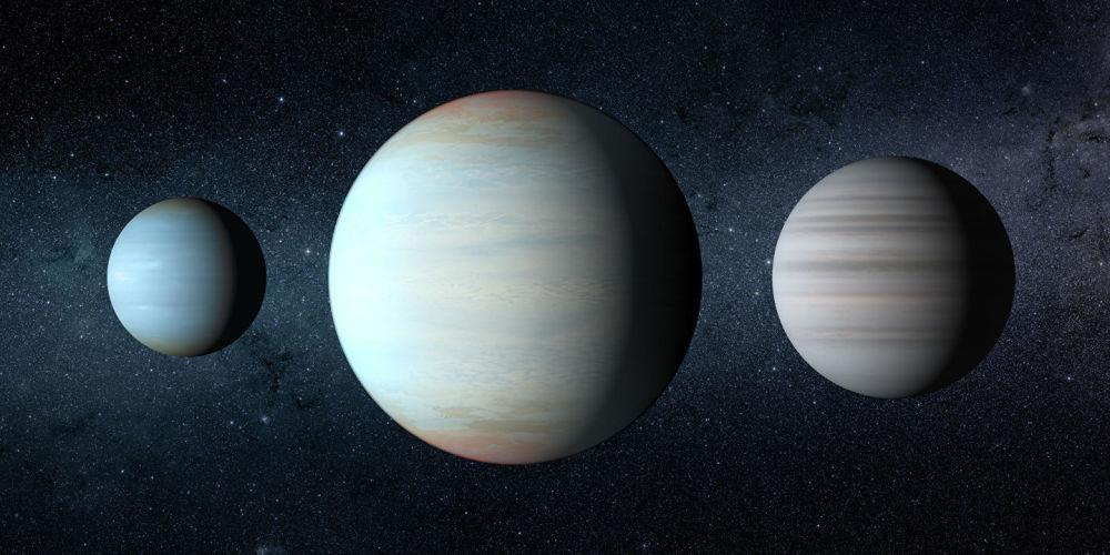 Ученые, наблюдая за звездной системой Kepler-47 в созвездии Лебедя, сделали открытие — нашли еще одну планету — третью по счету. Удивительно, но в этой системе планеты вращаются вокруг двух звезд.