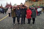 Россиянын Брянск шаарында жашаган Наталья атасы Ишенбек Абыкеев менен