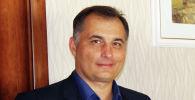 Главный редактор газеты Общество и экология Сергей Лисовский. Архивное фото