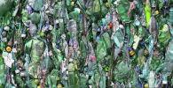Пластиковые бутылки. Архивное фото