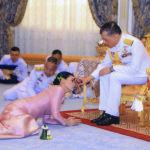 1-май күнү Таиландда падыша Маха Ватчиралонгкондун (Рама Х) үйлөнүү үлпөтү өттү. Канайым монархтын жеке гвардиясынын башкаруучусунун орун басары, генерал Суттхида Ватчиралонгкон На Аюттхайя болду.