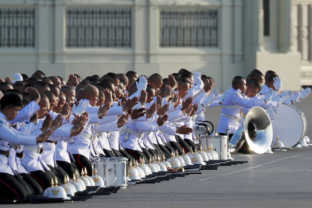 Келечектеги ханышага 2016-жылы Таиланддын жөө аскерлеринин генералы наамы ыйгарылган