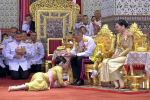 Свадебная церемония короля Таиланда Махи Вачиралонгкорна и его невесты