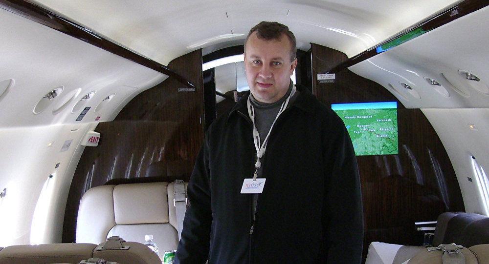 Авиационный эксперт, генеральный директор компании Альянс авиационных технологий Авинтел Виктор Прядка