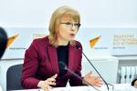 Жогорку Кеңештин депутаты Евгения Строкова