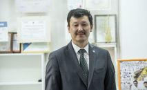 Премьер-министрдин кеңешчиси Азамат Мукашев. Архивдик сүрөт