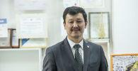 Советник премьер-министра по вопросам сельского хозяйства Азамат Мукашев. Архивное фото