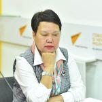 Начальник Управления образования мэрии Бишкека Сауле Мейрманова