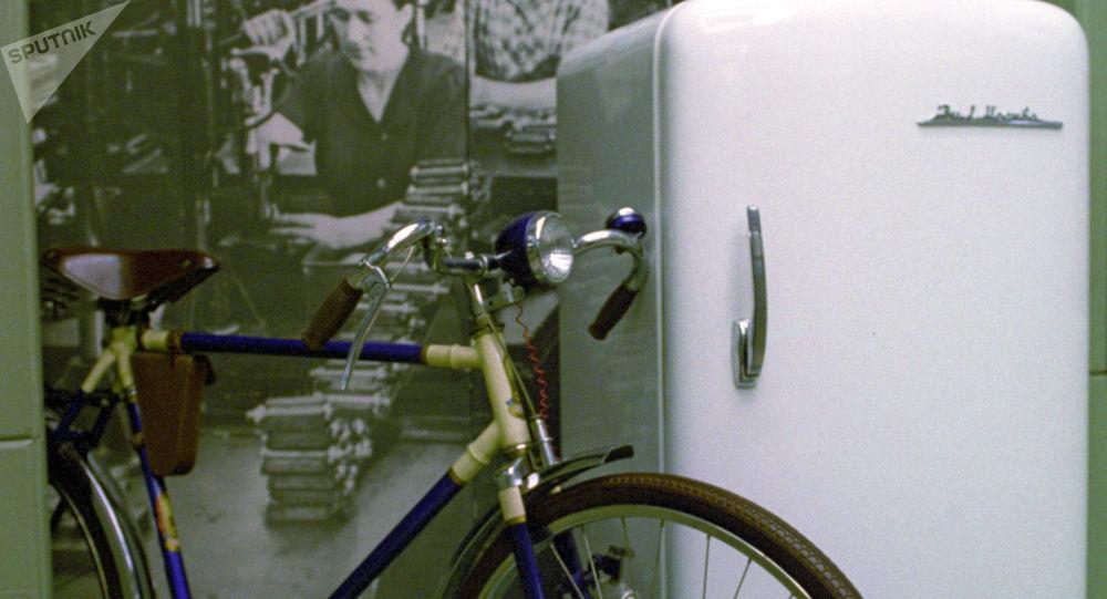 Холодильник. Архивное фото