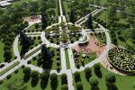 Эскизы парка площадью 10 гектаров на юге Бишкека
