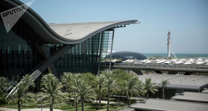 Катардын Хамад аэропорту. Архив