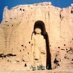 Афганистандагы Будданын айкели. Анын курулушу II кылымда башталып, 200 жылга созулган.