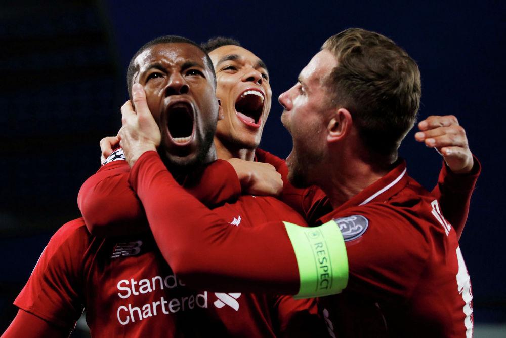 Английский футбольный клуб Ливерпуль добился исторической победы в полуфинале Лиги чемпионов — обыграл испанскую Барселону и вышел в финал турнира. В первом матче Ливерпуль проиграл 0:3, но втором матче смог забить четыре и не пропустил ни одного гола