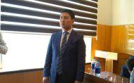 Бывший мэр Балыкчи Марат Кудайбергенов. Архивное фото
