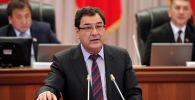 Экс-вице-премьер-министр Шамил Атаханов. Архив