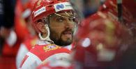 Архивное фото известного российского хоккеиста Александра Овечкина