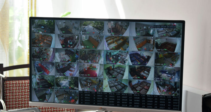 Во всех детских садах города Джалал-Абада установили камеры