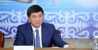Премьер-министр Кыргызстана Мухаммедкалый Абылгазиев. Архивное фото