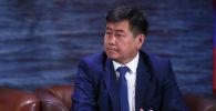 Ысык-Көл облус башчысы Акылбек Осмоналиевдин архивдик сүрөтү