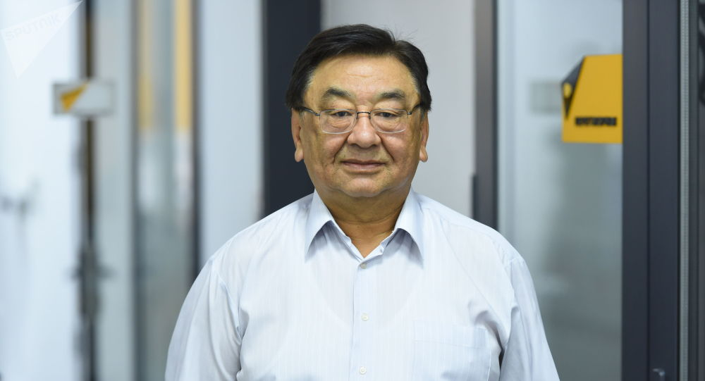 Ишкер кодексин иштеп чыгуу үчүн түзүлгөн жумушчу топтун жетекчиси, юридика илимдеринин доктору, профессор Чолпонкул Арабаев