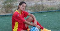 Футбол сулуусу - 2019 сынагынын жеңүүчүсү Гаухар Мурзалиева